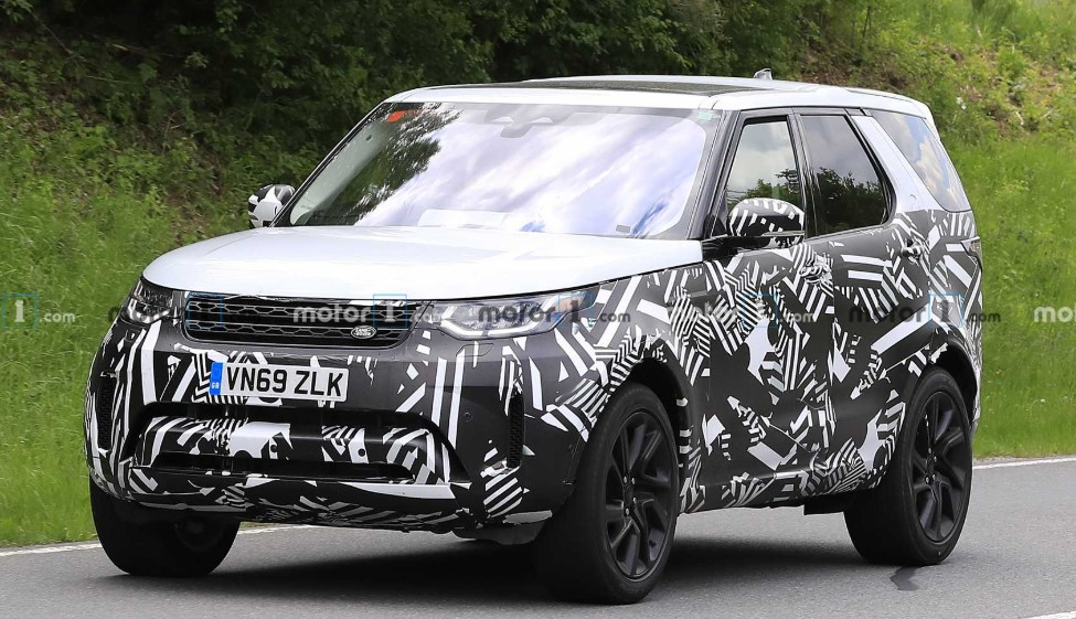 2021 Land Rover Discovery Test Drive
