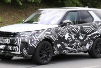 2021 Land Rover Discovery come with new engine system