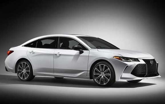 2021 Toyota Avalon TRD with new design
