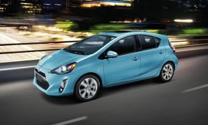 2021 Toyota Prius C Have more power with new engine