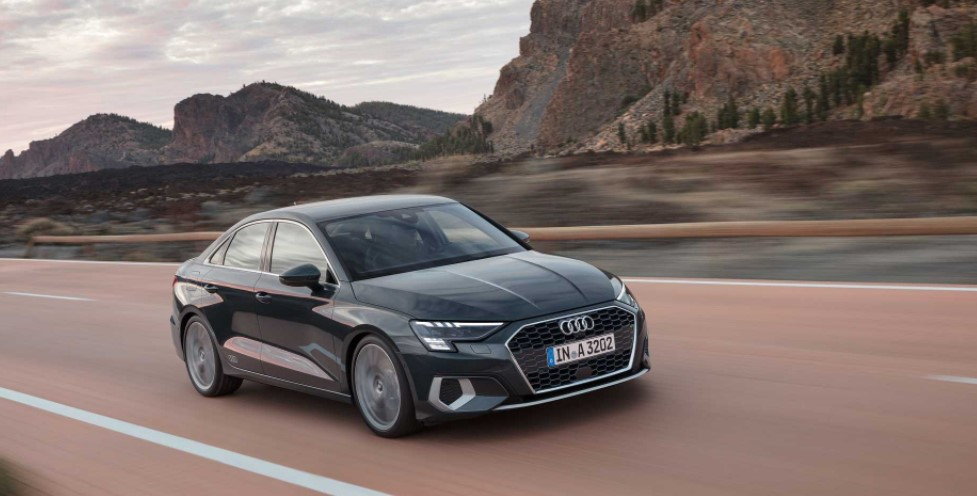 2021 Audi A3 powered with new engine
