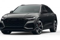 2021 Audi RS Q8 with new exterior layout