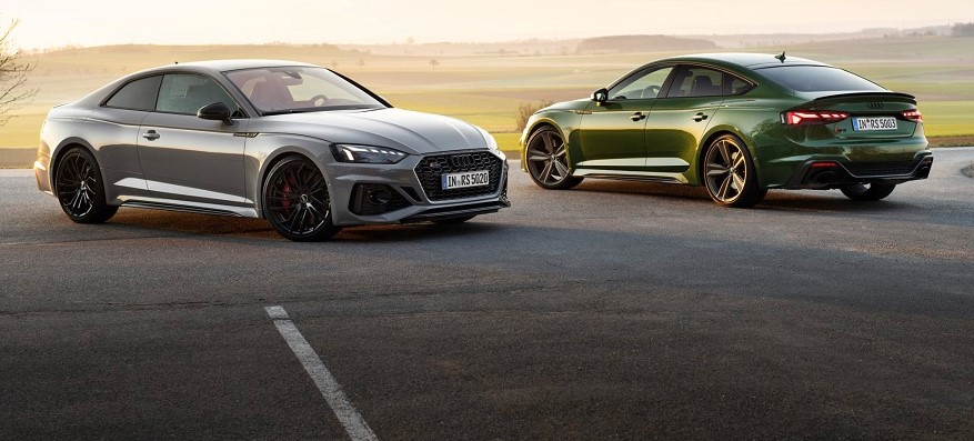 2021 Audi RS5 New Edition