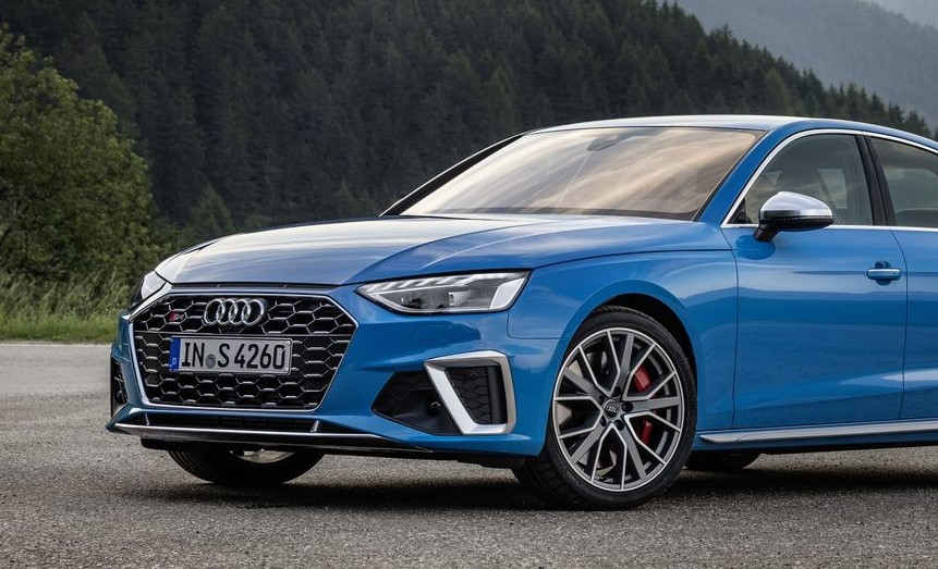 2021 Audi S4 Front View