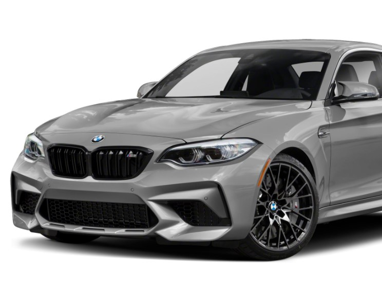 2021 BMW M2 Competition Coupe Front View