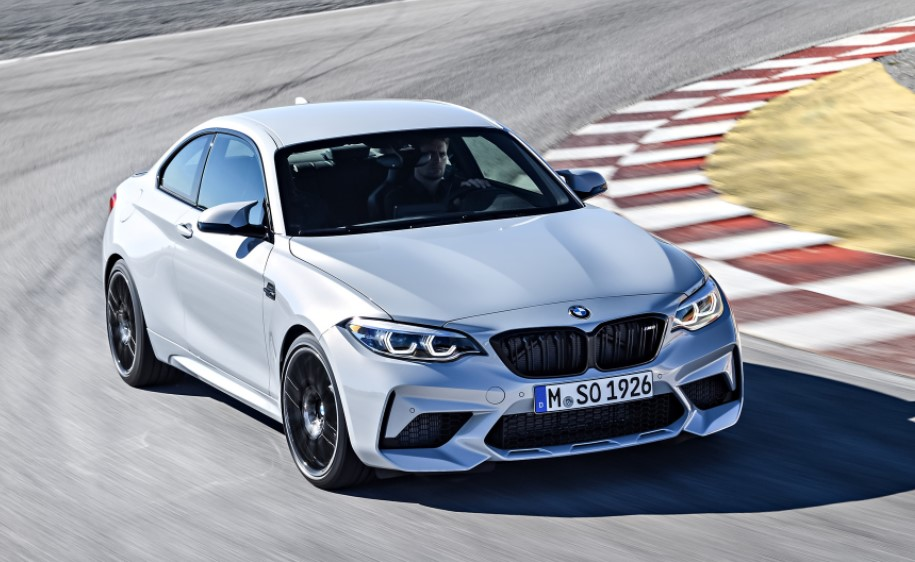 2021 BMW M2 Competition Coupe powered with new engine system