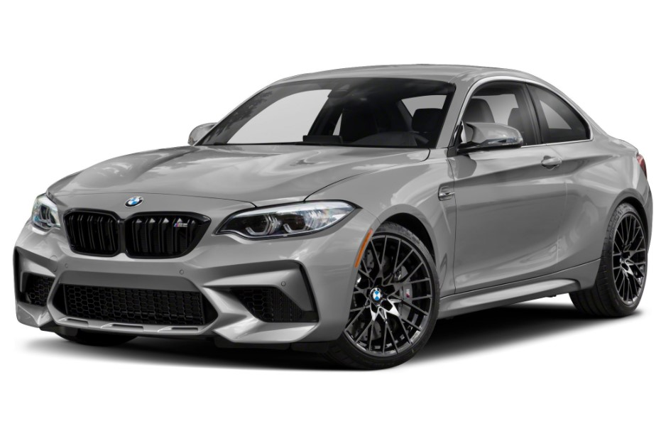 2021 BMW M2 Competition Coupe with new exterior layout