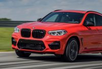 2021 BMW X4 Front View