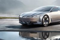 2021 BMW i4 Front View