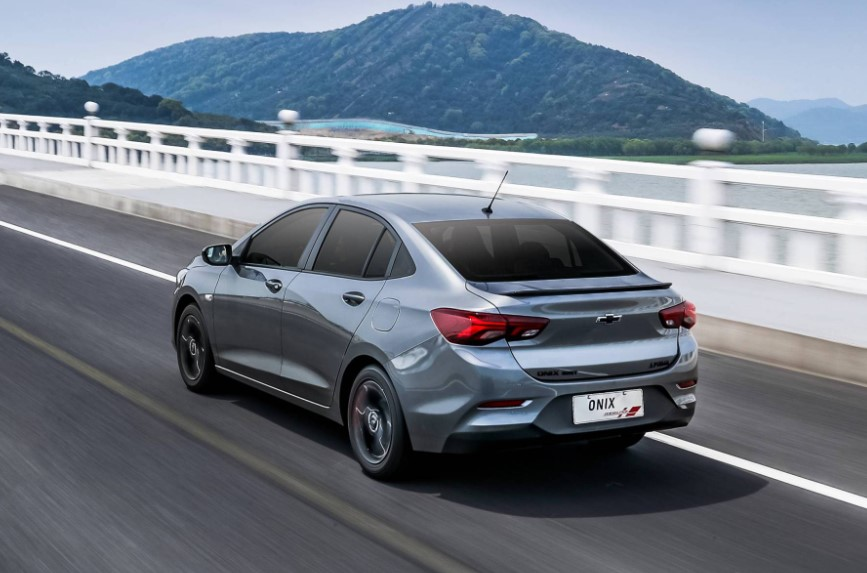 2021 Chevrolet Onix powered with new engine