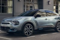 2021 Citroen C4 Powered by Electric Engine