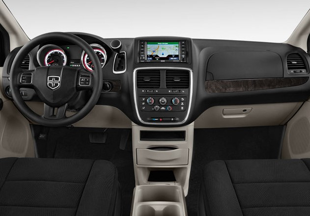 2021 Dodge Grand Caravan Safety and Security features