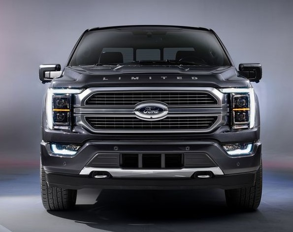 2021 Ford F-150 Limited Edition