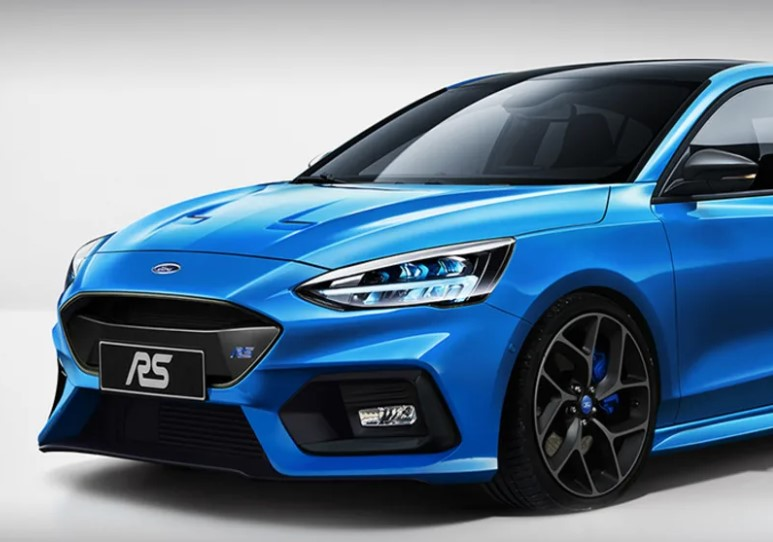 2021 Ford Focus RS Front View