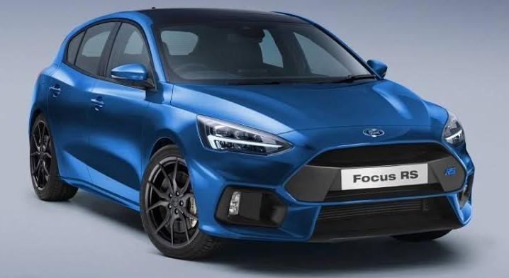 2021 Ford Focus RS New Edition