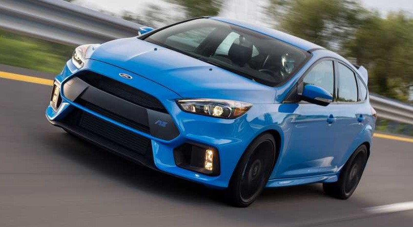 2021 Ford Focus RS Powered with Hybrid engine