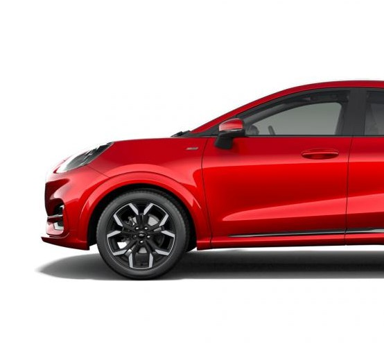 2021 Ford Puma ST Front View