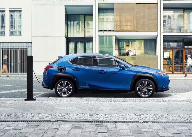 2021 Lexus UX 300e Powered by Electric Engine