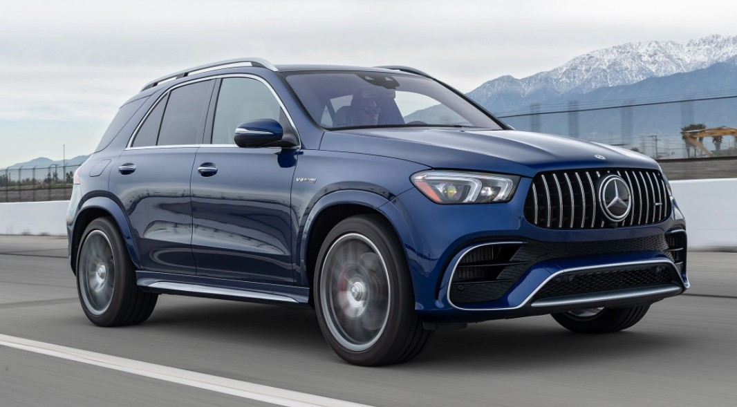 2021 Mercedes-AMG GLE 63 Powered with new engine