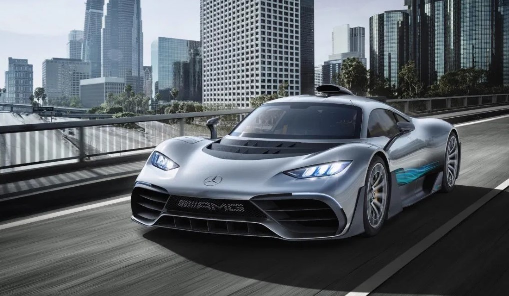 2021 Mercedes-AMG One Powered with new engine