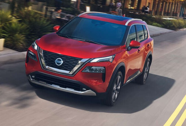 2021 Nissan X-Trail Powered with new engine system