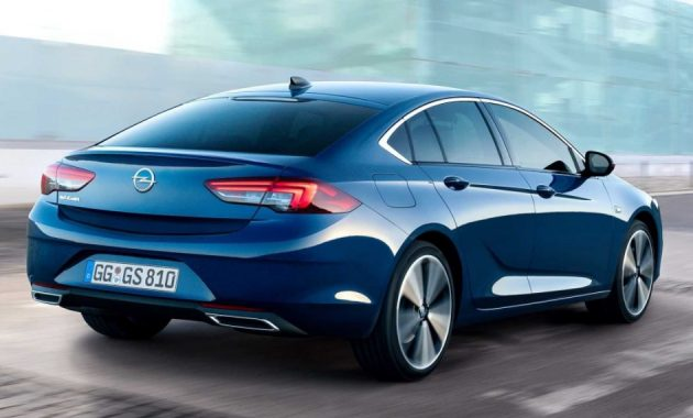 2021 Opel Insignia stay with the same engine