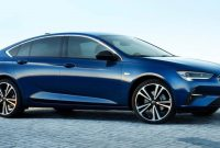 2021 Opel Insignia with new exterior layout