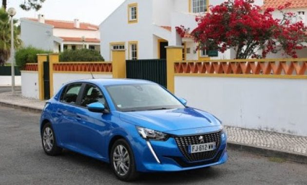 2021 Peugeot 208 Powered with new engine