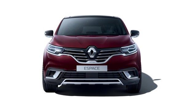 2021 Renault Espace Front View