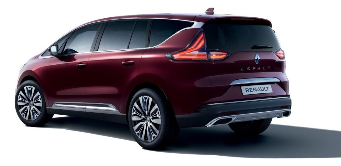 2021 Renault Espace Powered with new engine