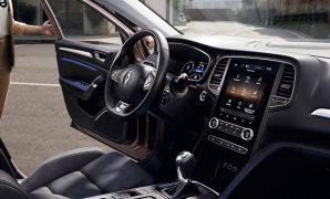 2021 Renault Megane with new interior layout