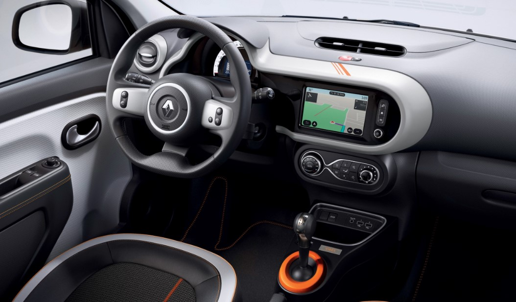 2021 Renault Twingo Z.E With New Cabin Layout