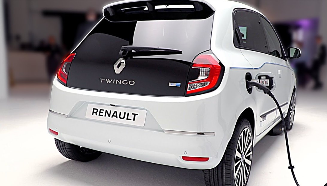 2021 Renault Twingo Z.E powered by Electric Engine
