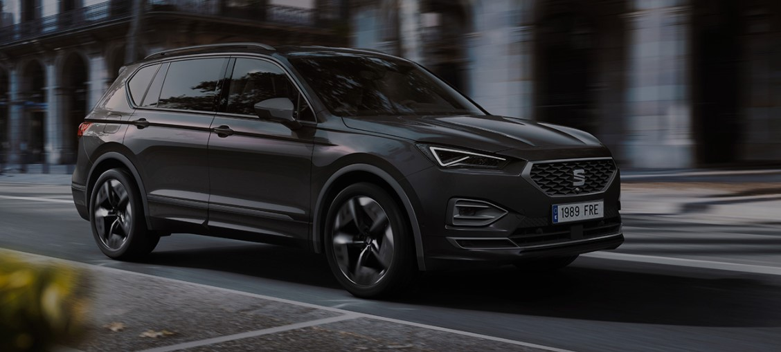 2021 Seat Tarraco Powered with new engine