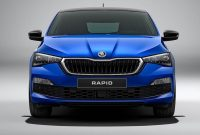 2021 Skoda Rapid With New Exterior Layout
