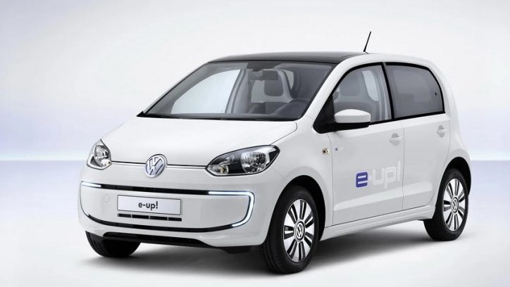 2021 Volkswagen e-Up New Edition