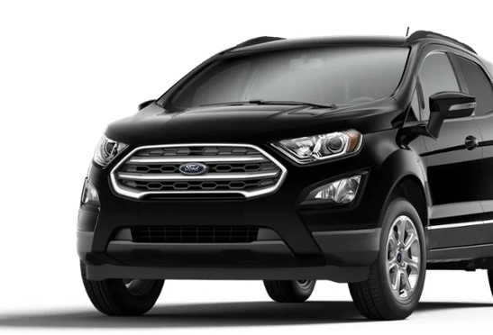2021 Ford EcoSport Preview