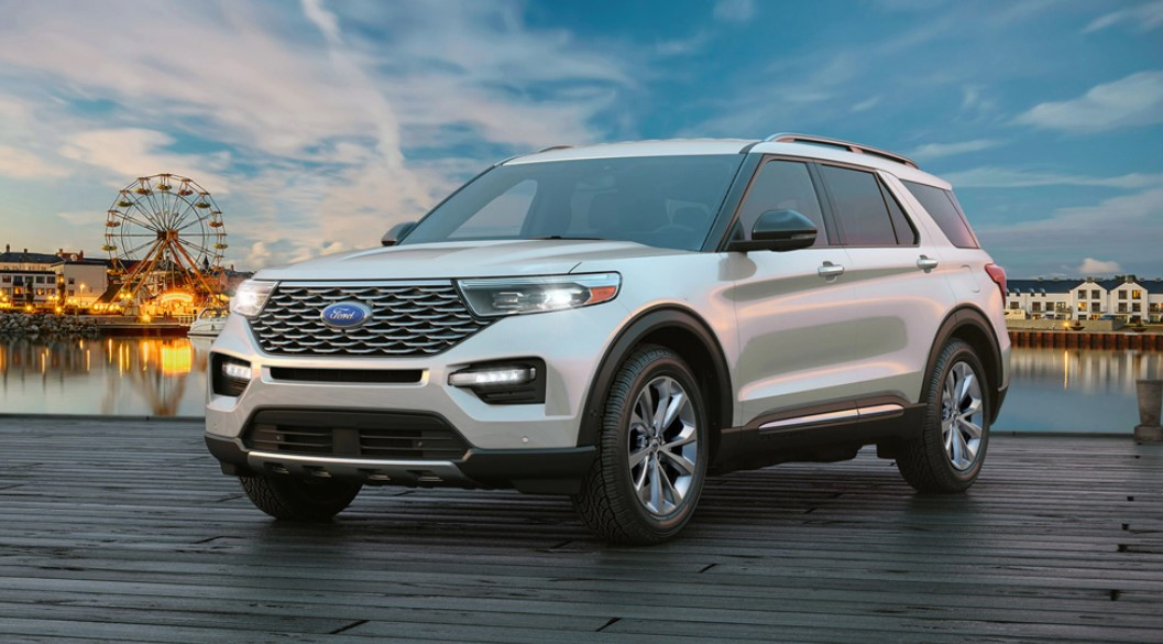 2021 Ford Explorer Preview