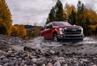 2021 Ford Super Duty Powered by New Engine