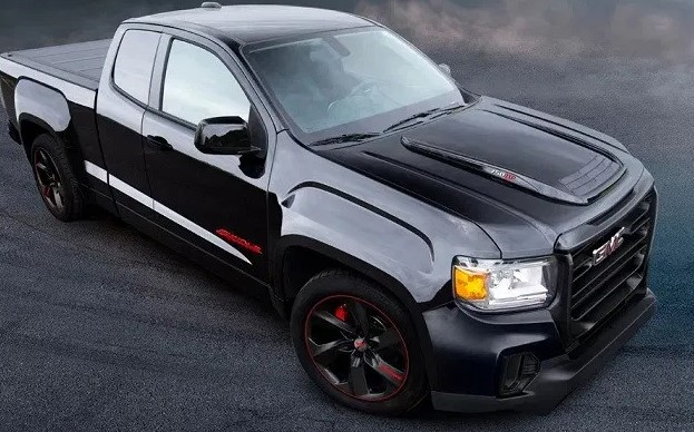 2021 GMC Syclone Preview