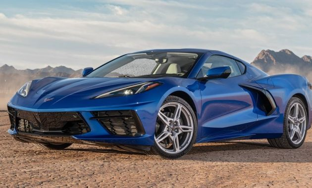 2021 Chevrolet Corvette have better performance with its new engine