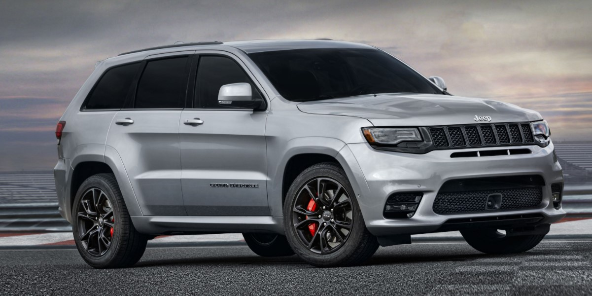 2021 Jeep Grand Cherokee SRT has better performance with new engine