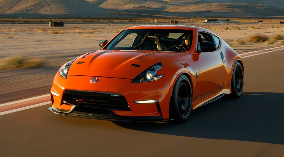 2021 Nissan 370Z has better performance with its new engine