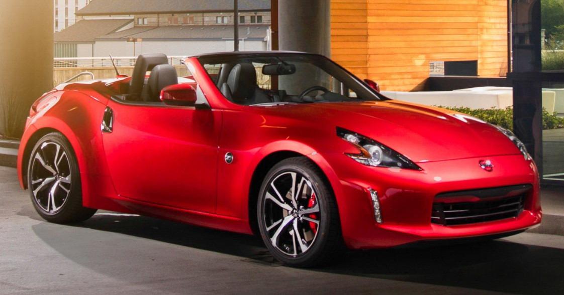 2021 Nissan 370Z with new exterior layout