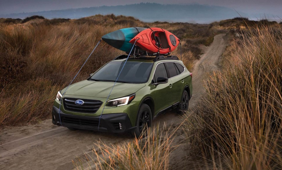 2021 Subaru Outback has more power with its new engine
