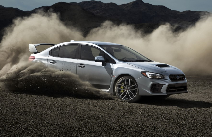 2021 Subaru WRX have more power with its new engine