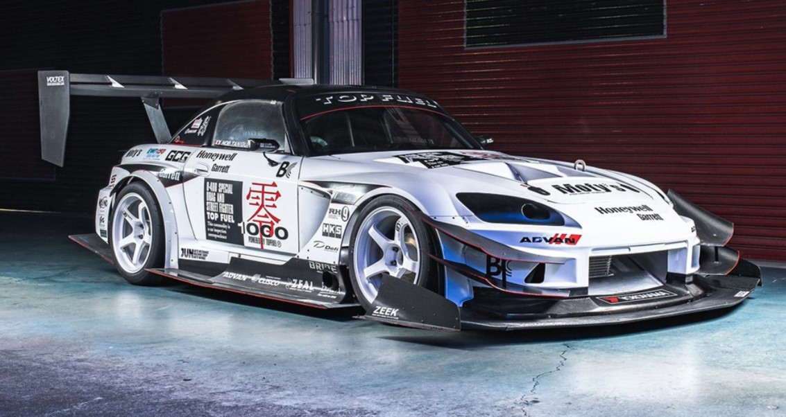 The S2000 Type R Time Attack Racing