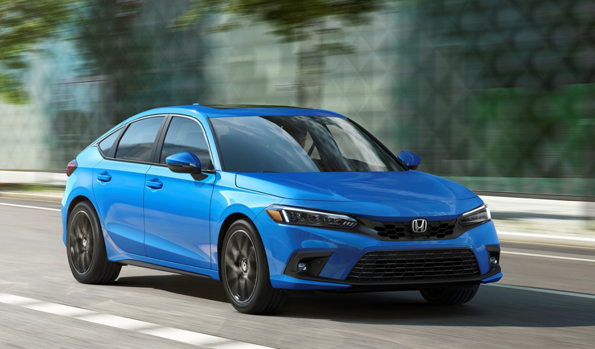 2022 Civic Hatchback Engine and Performance